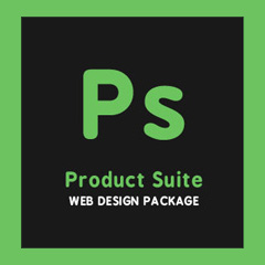 Product Suite Web Design Package