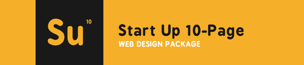 Ten Page Web Design Package